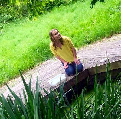 Milksake TV at Wildlife Pond