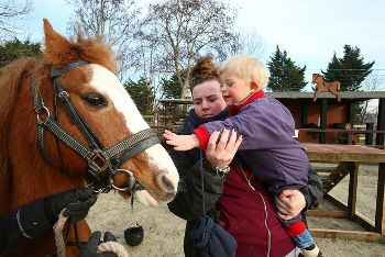 therapeutic riding in the community