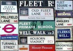 fleet related name plates