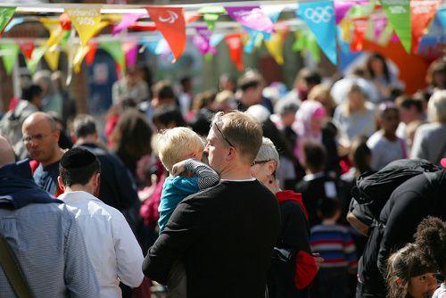 Mayday Festival crowd 2015