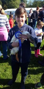 Special Prize for farm duck