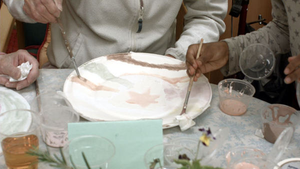 Our Three Points Pottery