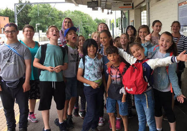Playscheme day out