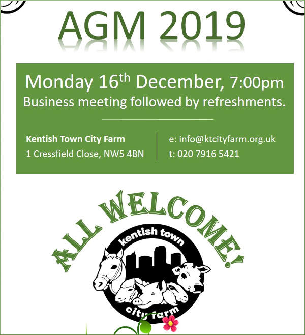 Farm annual General Meeting