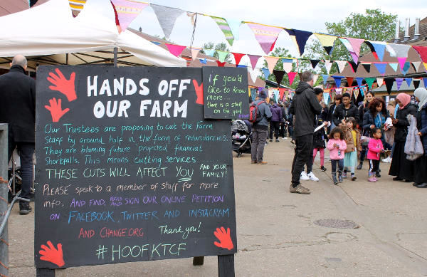 HOOF Campaign at Mayday Festival 2019