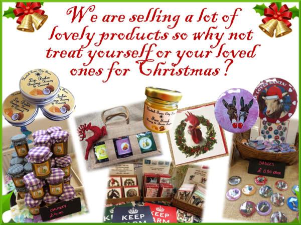 Farm Christmas Gifts