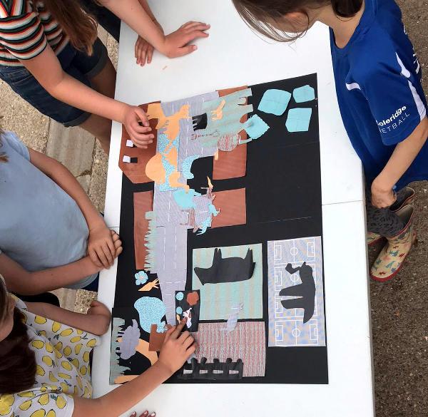 Playscheme Farm Art 2020